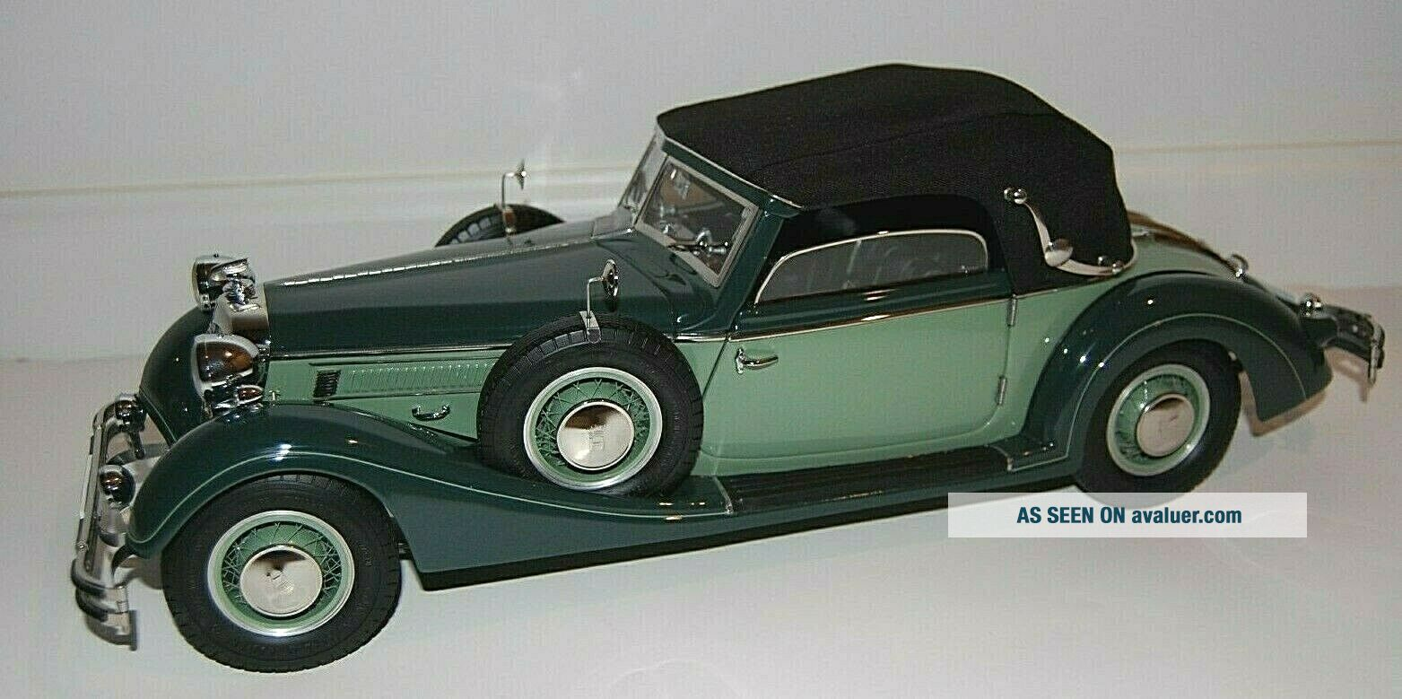 HORCH 853 BY CMC (1937) SCALE 1:12