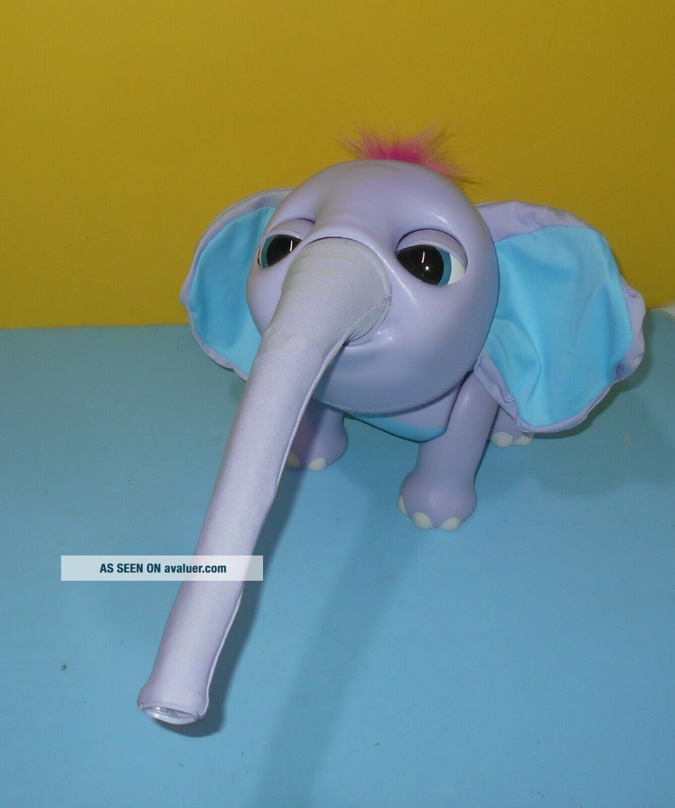 Juno My Baby Elephant with Interactive Moving Trunk /& Sounds Interactive Toy